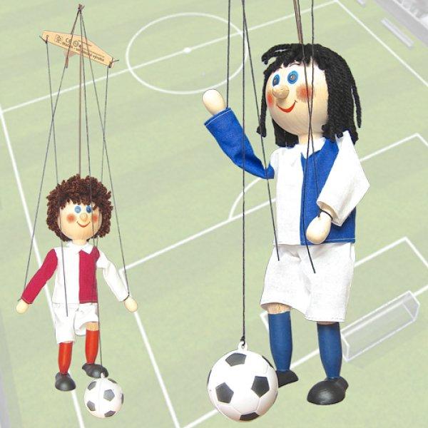 画像1: サッカー選手  (1)