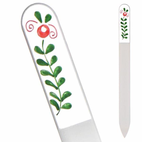画像1: モラヴィアデザイン - ハンドペイント片面爪やすり  (1)