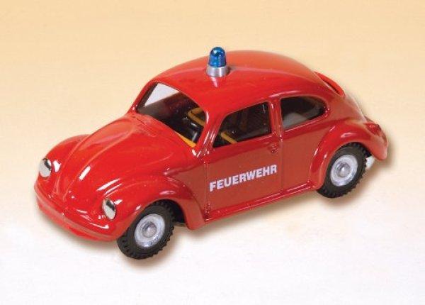 画像1: KOVAP ワーゲンビートル消防車 レトロミニカー (1)