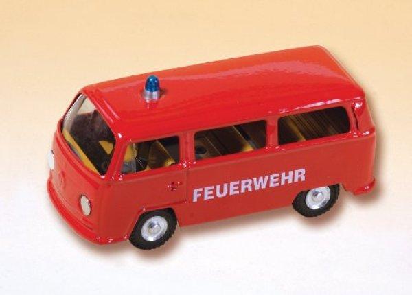 画像1: KOVAP ワーゲンバス消防車 レトロミニカー (1)